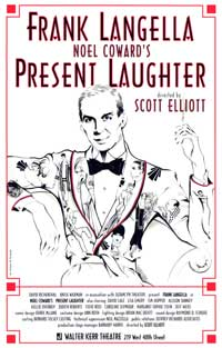 Present Laughter (stage play) - 27 x 40 Poster - Style A