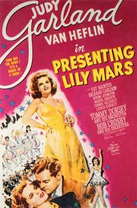 Presenting Lily Mars - 11 x 17 Movie Poster - Style A
