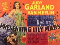 Presenting Lily Mars - 27 x 40 Movie Poster - Style B