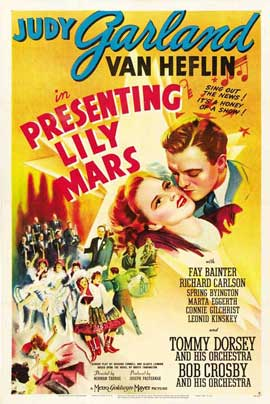 Presenting Lily Mars - 11 x 17 Movie Poster - Style C