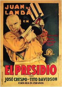 Presidio, El - 11 x 17 Movie Poster - Spanish Style A