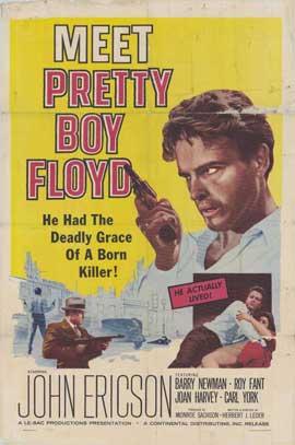 Pretty Boy Floyd - 11 x 17 Movie Poster - Style A