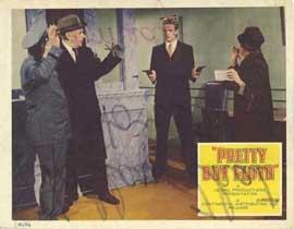 Pretty Boy Floyd - 11 x 14 Movie Poster - Style D