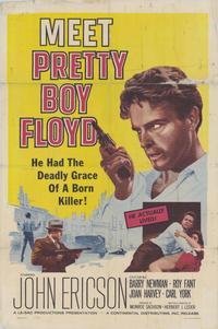 Pretty Boy Floyd - 27 x 40 Movie Poster - Style A