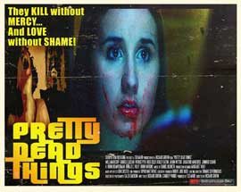 Pretty Dead Things - 22 x 28 Movie Poster - Half Sheet Style A