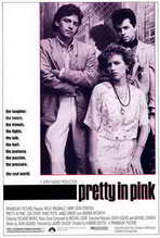 Pretty in Pink - 27 x 40 Movie Poster - Style A