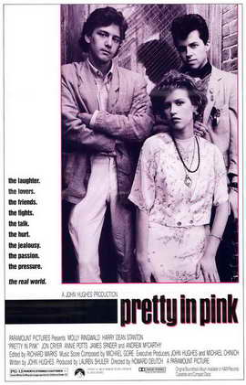 Pretty in Pink - 11 x 17 Movie Poster - Style A