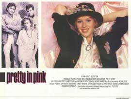 Pretty in Pink - 11 x 14 Movie Poster - Style A