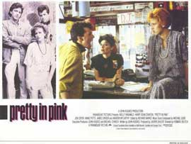 Pretty in Pink - 11 x 14 Movie Poster - Style B