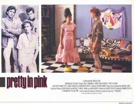 Pretty in Pink - 11 x 14 Movie Poster - Style G