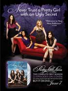 Pretty Little Liars - 11 x 17 TV Poster - Style B