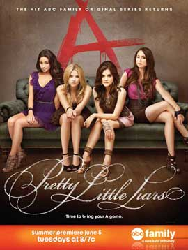 Pretty Little Liars - 11 x 17 TV Poster - Style C
