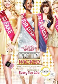 Pretty Wicked (TV) - 11 x 17 TV Poster - Style A