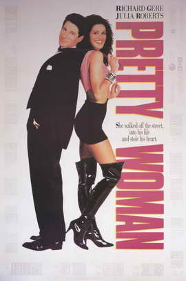 Pretty Woman - 11 x 17 Movie Poster - Style A