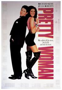 Pretty Woman - 43 x 62 Movie Poster - Bus Shelter Style A