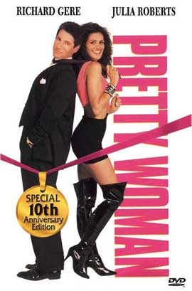 Pretty Woman - 27 x 40 Movie Poster - Style B