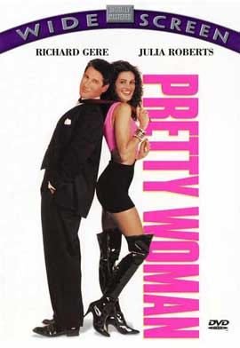 Pretty Woman - 27 x 40 Movie Poster - Style C