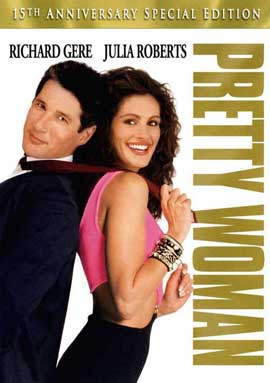 Pretty Woman - 27 x 40 Movie Poster - Style D