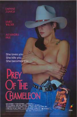 Prey of the Chameleon - 11 x 17 Movie Poster - Style A