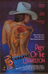 Prey of the Chameleon - 27 x 40 Movie Poster - Style B