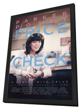 Price Check - 11 x 17 Movie Poster - Style A - in Deluxe Wood Frame