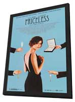 Priceless - 11 x 17 Movie Poster - Style A - in Deluxe Wood Frame