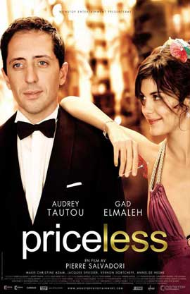 Priceless - 11 x 17 Movie Poster - Swedish Style A