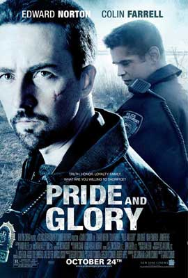 Pride and Glory - 27 x 40 Movie Poster - Style D