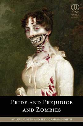 Pride and Prejudice and Zombies - 11 x 17 Movie Poster - Style A