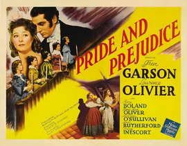 Pride and Prejudice - 22 x 28 Movie Poster - Style A