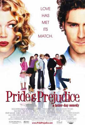 Pride and Prejudice - 11 x 17 Movie Poster - Style A