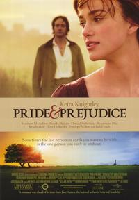 Pride & Prejudice - 43 x 62 Movie Poster - Bus Shelter Style A