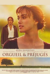 Pride & Prejudice - 27 x 40 Movie Poster - French Style A