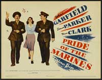 Pride of the Marines - 22 x 28 Movie Poster - Half Sheet Style A