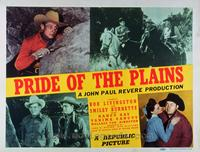 Pride of the Plains - 11 x 14 Movie Poster - Style A