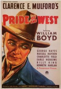 Pride of the West - 11 x 17 Movie Poster - Style A