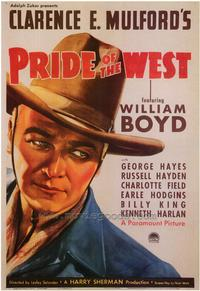 Pride of the West - 43 x 62 Movie Poster - Bus Shelter Style A