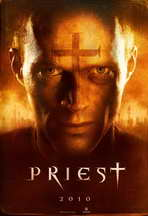 Priest - 11 x 17 Movie Poster - Style A