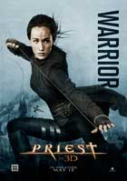 Priest - 11 x 17 Movie Poster - Style B