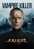 Priest - 11 x 17 Movie Poster - Style C