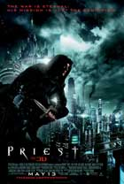 Priest - 11 x 17 Movie Poster - Style H