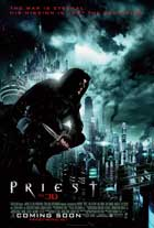Priest - 27 x 40 Movie Poster - UK Style A