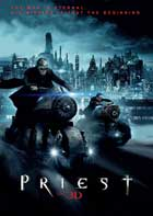 Priest - 11 x 17 Movie Poster - Style I