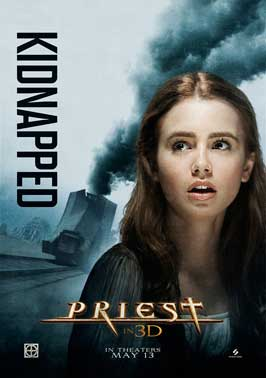 Priest - 11 x 17 Movie Poster - Style E