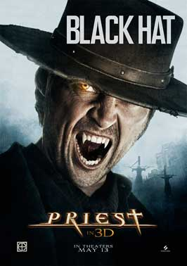 Priest - 11 x 17 Movie Poster - Style G