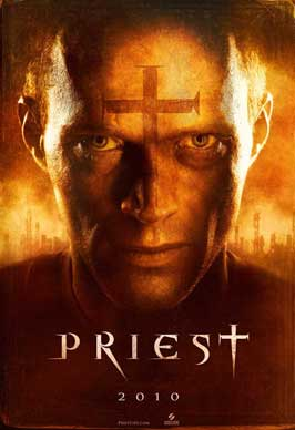 Priest - DS 1 Sheet Movie Poster - Style A