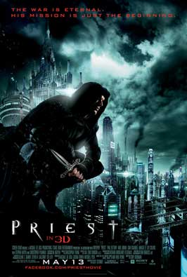Priest - 27 x 40 Movie Poster - Style B