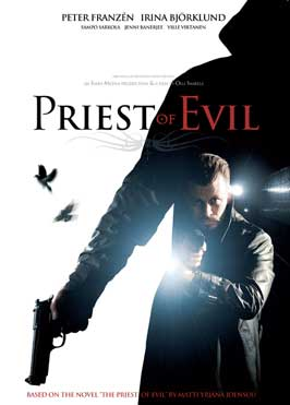 Priest of Evil - 11 x 17 Movie Poster - UK Style A