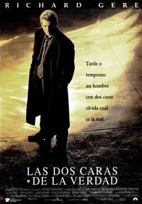 Primal Fear - 11 x 17 Movie Poster - Spanish Style A