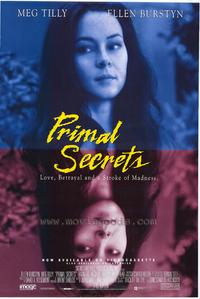 Primal Secrets - 11 x 17 Movie Poster - Style A